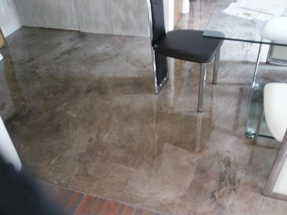 resina epossidica trasparente per pareti