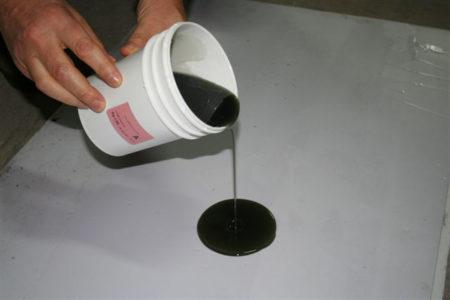 F.1.Ancor100-200-400 WC resina epossidica colorata dielettrica