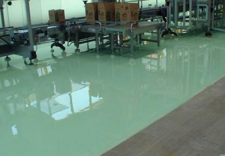 resine autolivellanti per pavimenti industriali