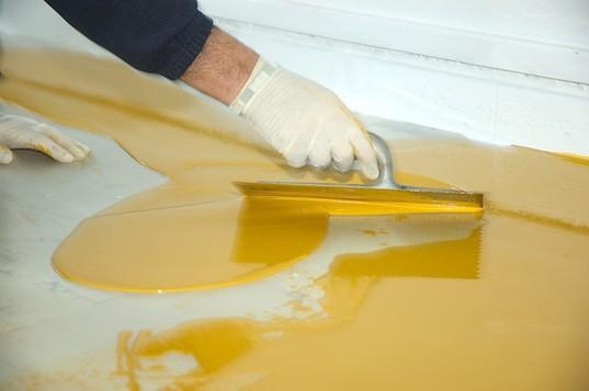 5 motivi per scegliere un pavimento in resina cores srl for Pavimento in resina 3d