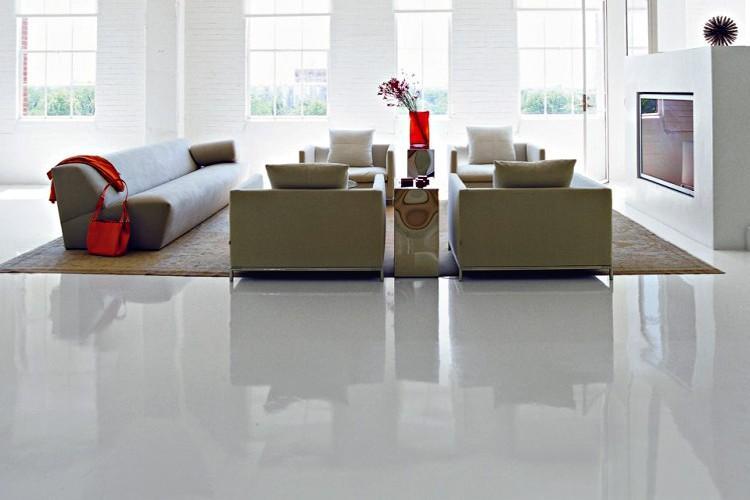 Pulire un pavimento in resina ecco come cores srl - Come pulire pavimenti esterni ruvidi ...