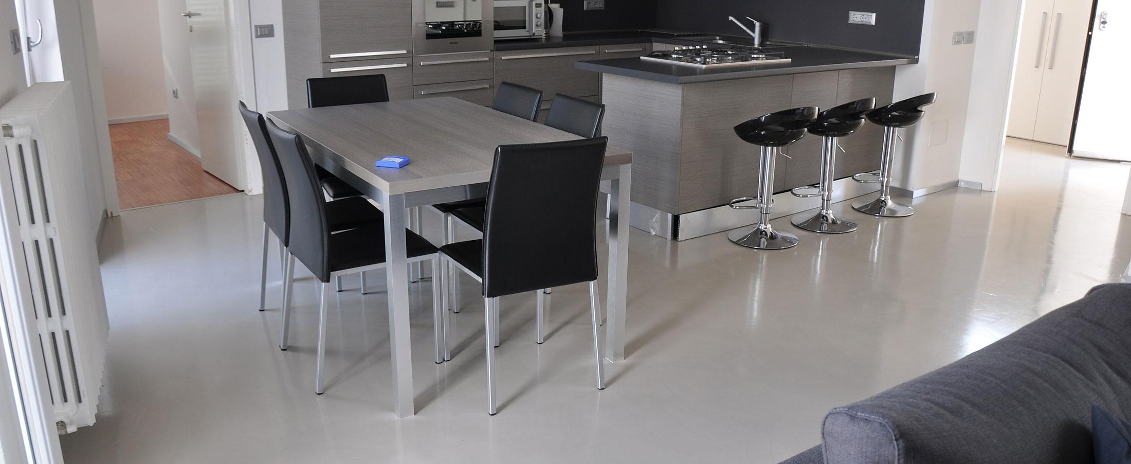 Pro e contro del pavimento in resina cores srl for Pavimento in resina pro e contro