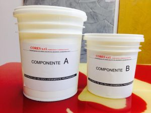 resine bicomponente