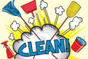 pulire pavimento in resina